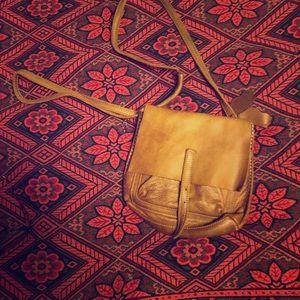Handbags - Roots small cross body/backpack purse